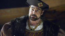 Wolf Hall - Nathaniel Parker as Henry VIII by Keith Pattison