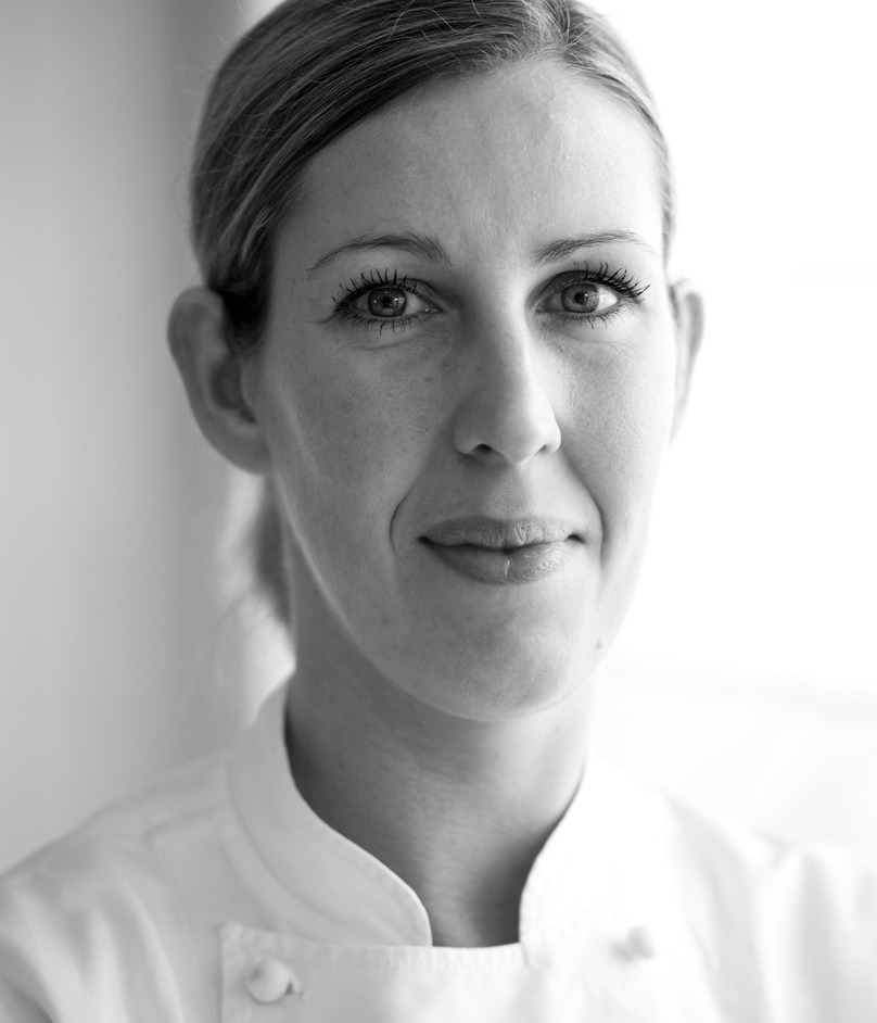 Restaurant Gordon Ramsay - Clare Smyth, Chef Patron at Restaurant Gordon Ramsay.
