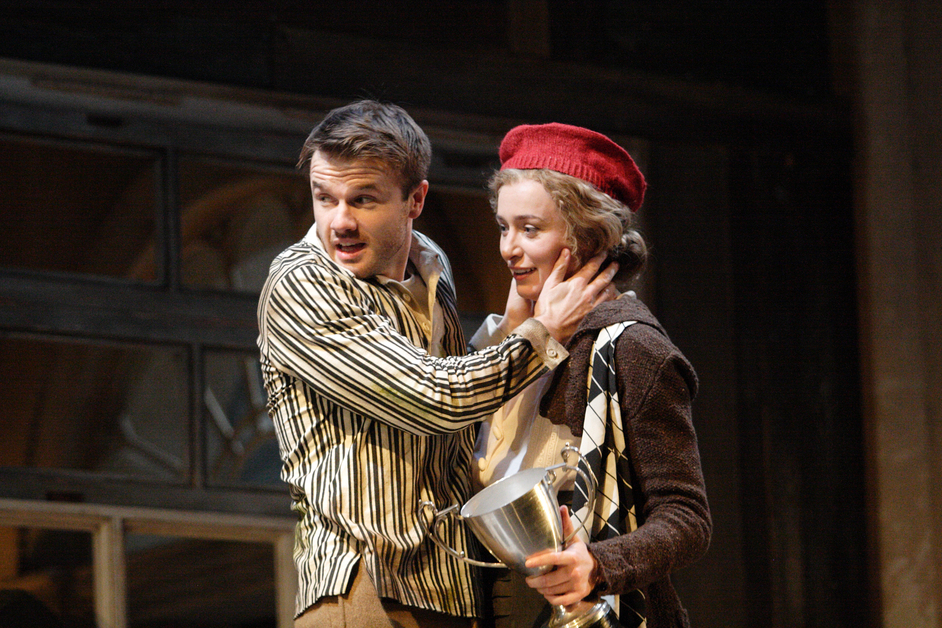 Table - Ronan Raftery and Deirdre Mullins, photo by Catherine Ashmore