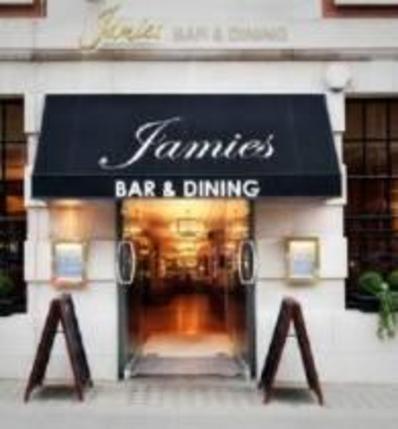 Jamies Wine Bar & Restaurant - London Bridge