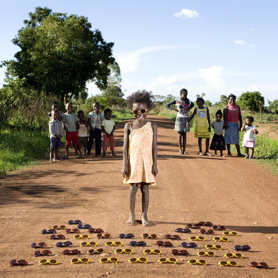 Toy Stories - Maudy - Kalulushi, Zambia, copyright Gabriele Galimberti/INSTITUTE