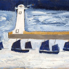 Art and Life: Ben Nicholson, Winifred Nicholson, Christopher Wood, Alfred Wallis, William Staite Mur
