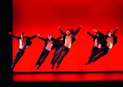 Bad Boys Of Dance: Rock The Ballet