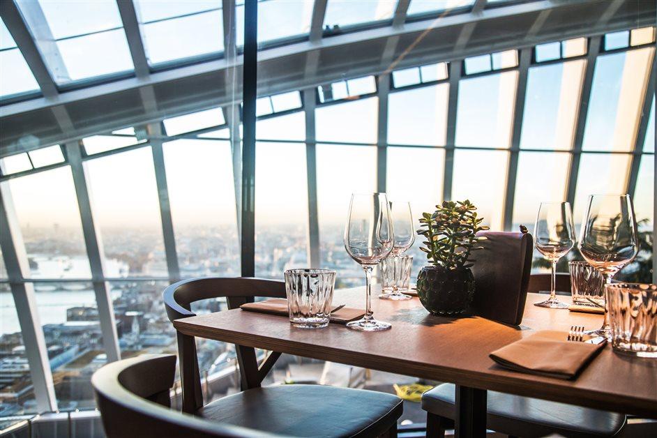 London Map Restaurants