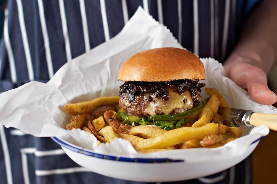Honest Burgers Liverpool Street