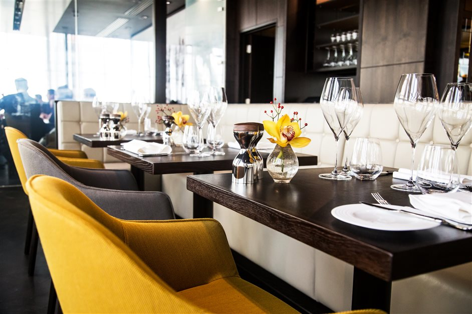 Sky Garden - Fenchurch Seafood Bar and Grill