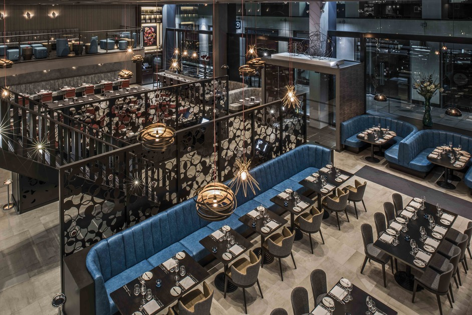 M Restaurants Threadneedle Street