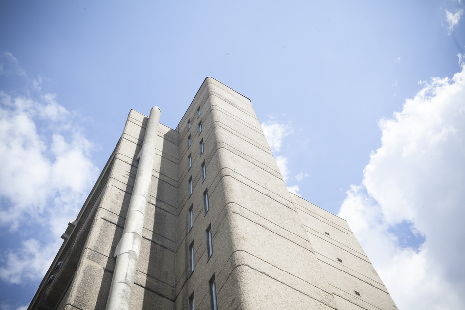 Balfron Tower - Balfron Tower, image courtesy National Trust / Sophia Schorr-Kon