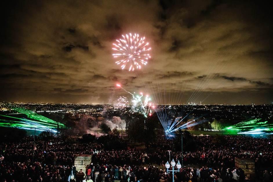 Hotels Near London Fireworks