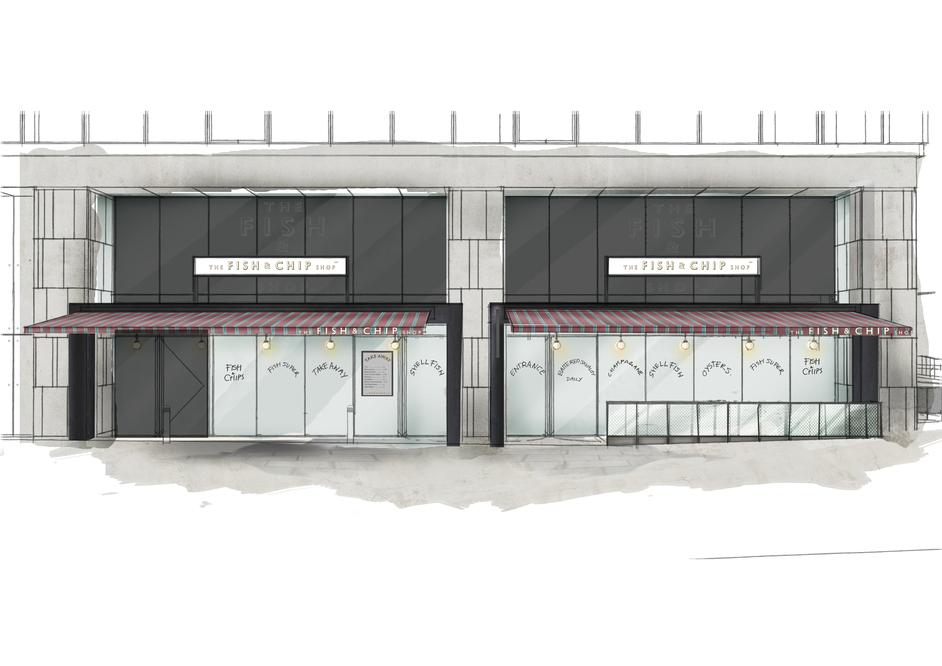 The Fish & Chip Shop City