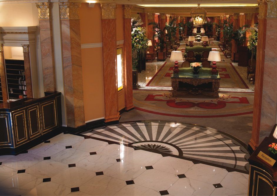 The Dorchester Hotel - Lobby