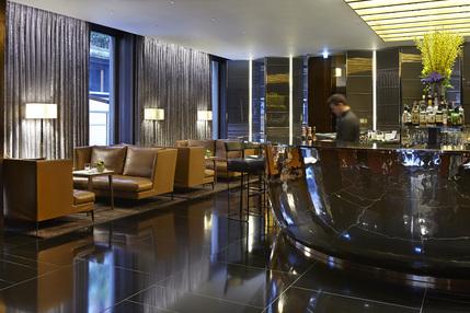 The Lounge at the Bulgari Hotel & Residences
