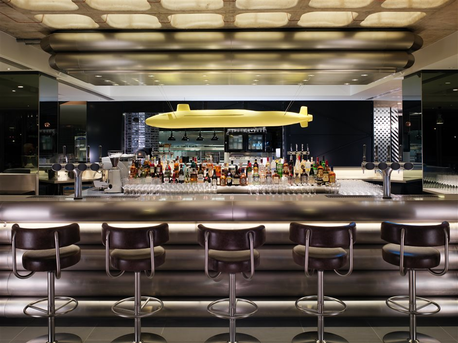 Sea Containers - Sea Containers Bar