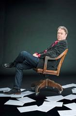 Seminar - Roger Allam as Leonard by Shaun Webb