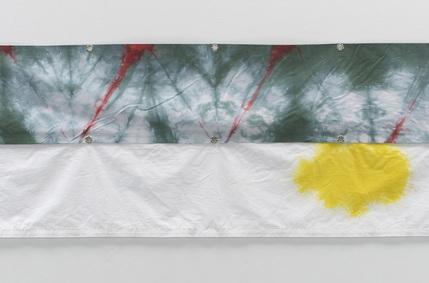 Corin Sworn: Max Mara Art Prize For Women - Richard Tuttle, Walking on Air, C3, 2009 (c)Richard Tuttle, courtesy Stuart Shave