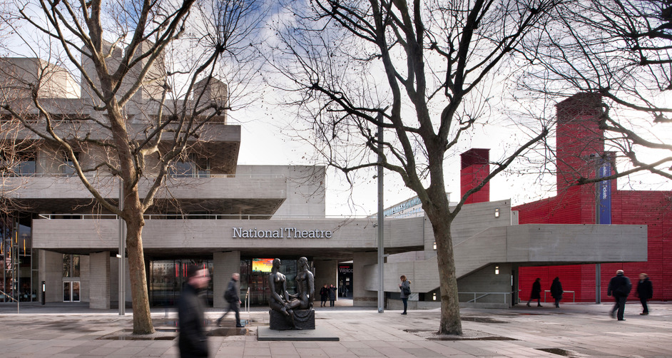 National Theatre - Photo credit: Philip Vile