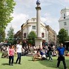 Seven Dials & St Martin's Courtyard Spring Shopping Festival