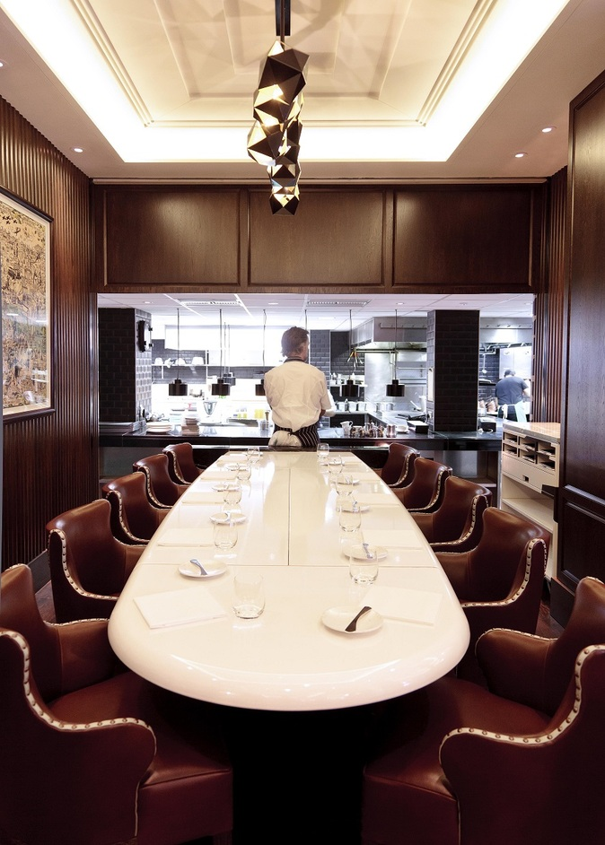 Chef's Table at Marcus