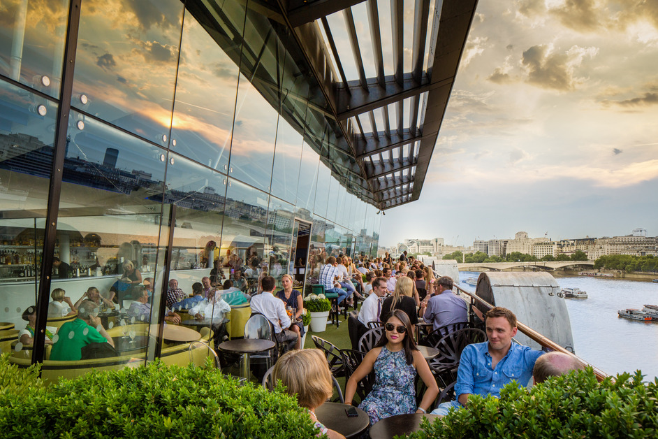 Oxo Tower Bar & Brasserie