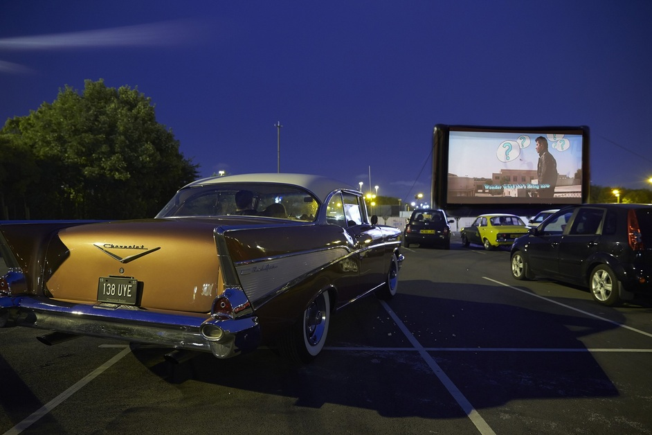 Drive In Film Club Images Londontown Com