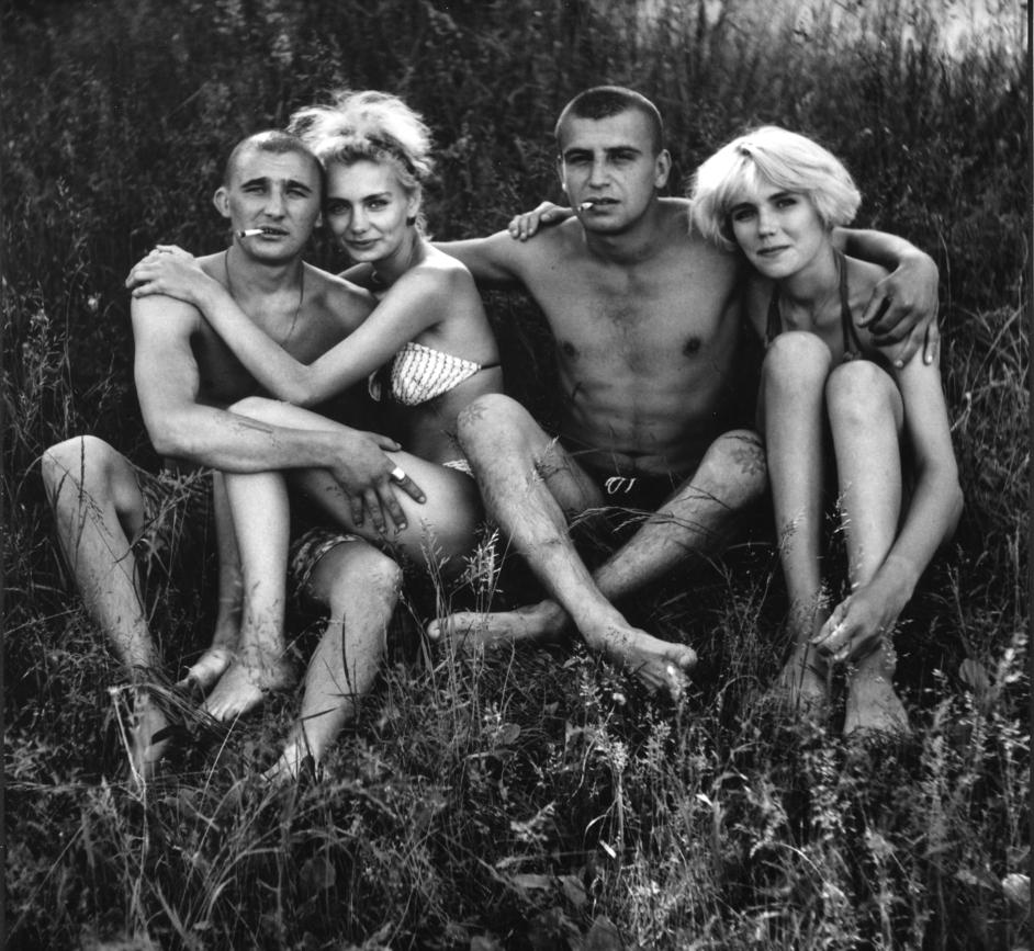 Deutsche Borse Photography Prize - Nikolai Bakharev l No. 70 from the series Relation, 1991-1993