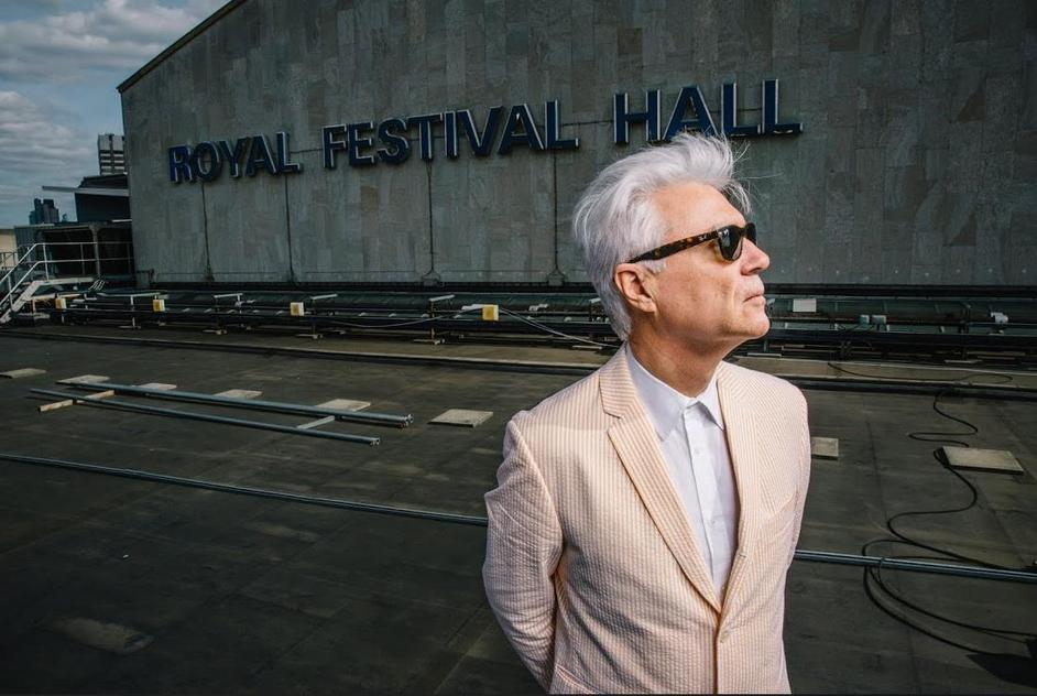 Meltdown Festival - David Byrne - Meltdown 2015