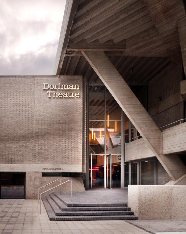 National Theatre: Dorfman Theatre - Photo Credit: Philip Vile
