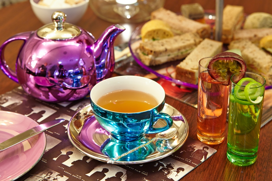 K West Hotel & Spa: Glam Rock Afternoon Tea