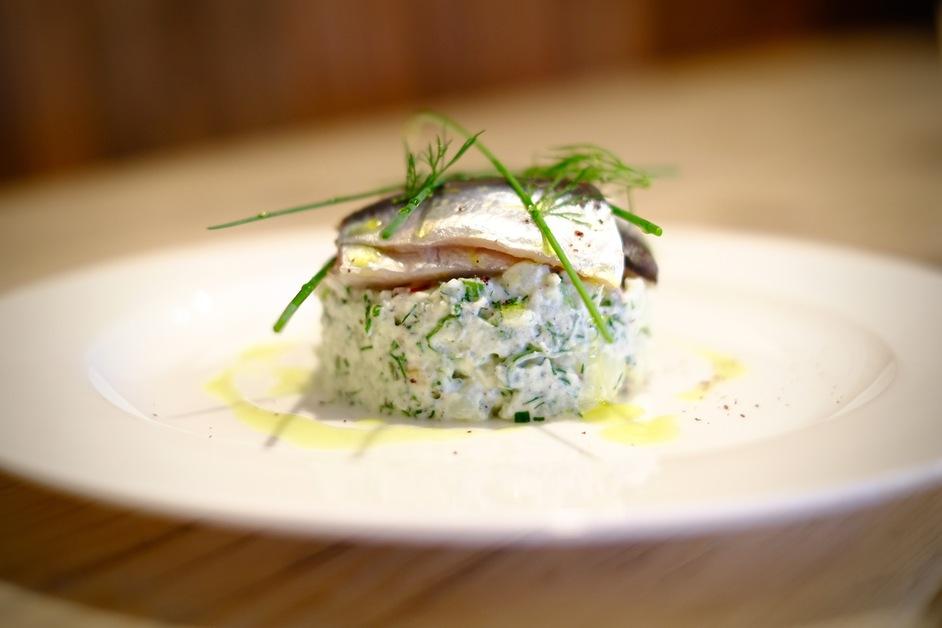 Rootdown - Pickled sardines