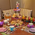 K West Hotel & Spa: Glam Rock Afternoon Tea hotels title=