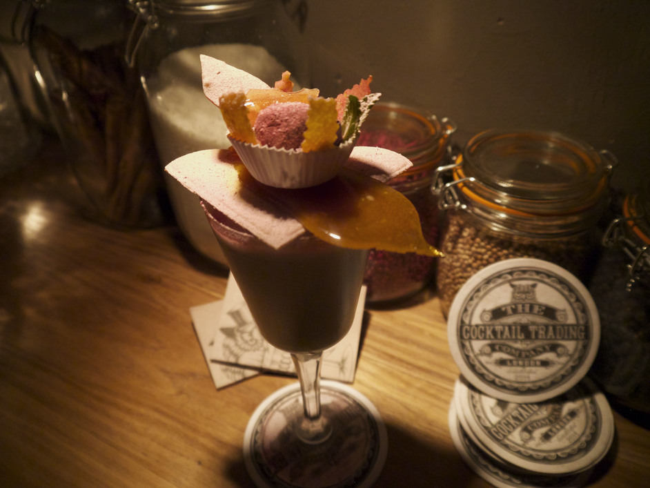 Cocktail Trading Company Smithfield - Chocolate Flip