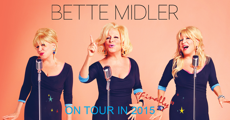 Bette Midler: It's The Girls Tour