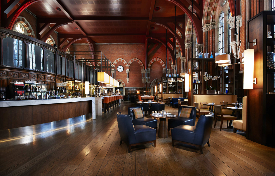The Booking Office Bar & Restaurant - Booking Office