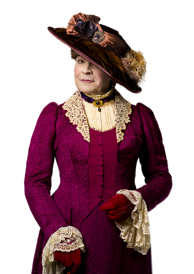 The Importance Of Being Earnest - David Suchet as Lady Bracknell