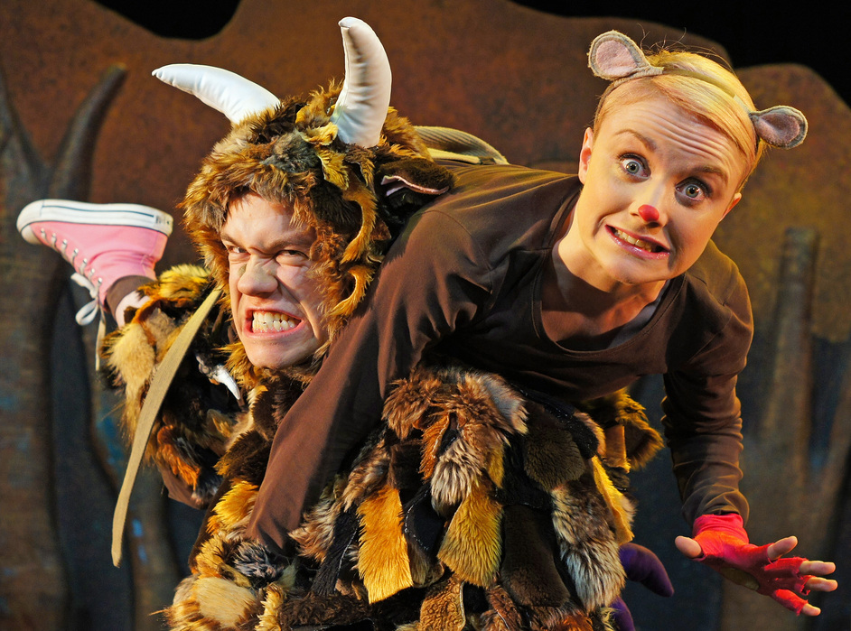 The Gruffalo: Tall Stories Theatre Company - Copyright Tall Stories