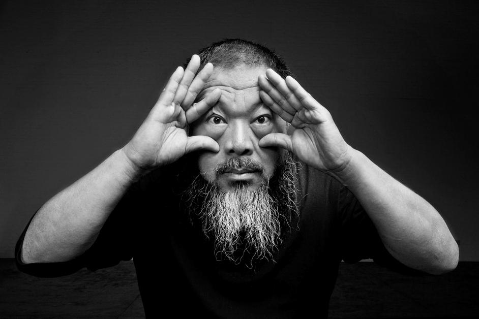 Ai Weiwei - Ai Weiwei, copyright Gao Yuan