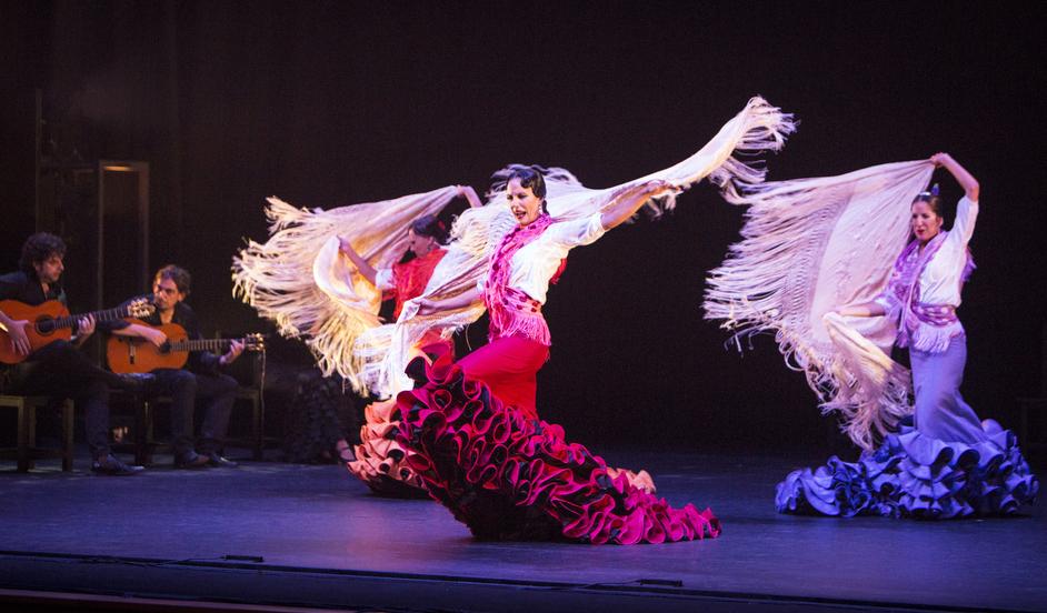 Flamenco Festival London - Gala group by Yi-Chun Wu, courtesy of The Esplanade Co Ltd