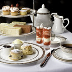 Flemings Mayfair Afternoon Tea hotels title=