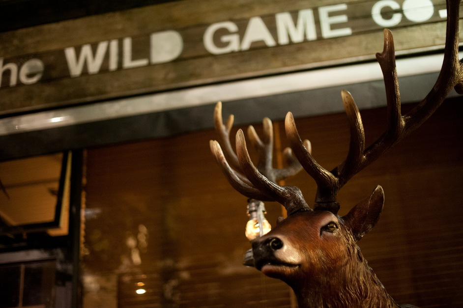 The Wild Game Co Pop-Up