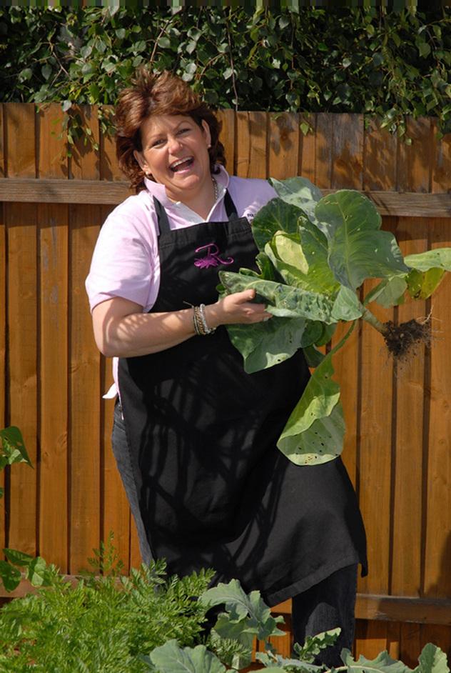 The Edible Garden Show and Good Life Live - Rachel Green