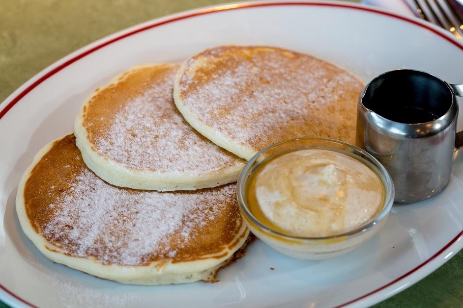 Jackson & Rye Chiswick - Buttermilk pancakes