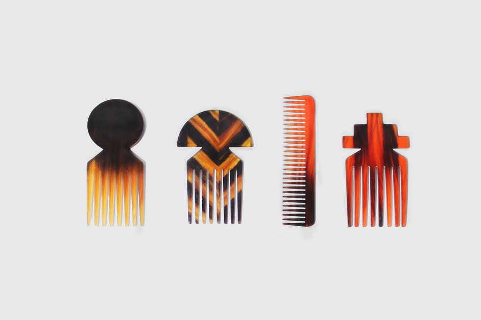 What Is Luxury? - Combs, Hair Highway, Studio Swine, 2014 (c)Studio Swine