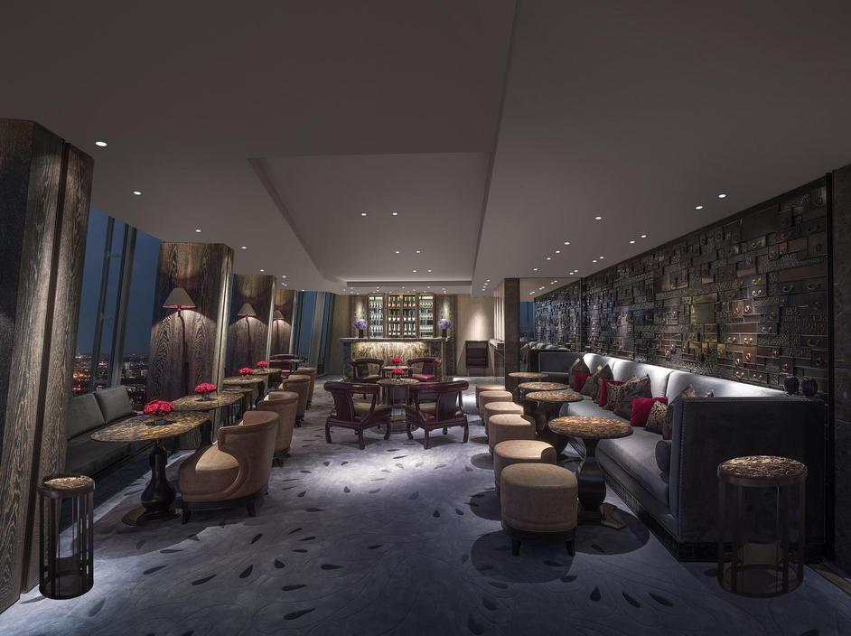 GONG - Shangri-La Hotel, The Shard