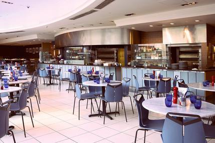 Pizzaexpress Canary Wharf Floor London Restaurants