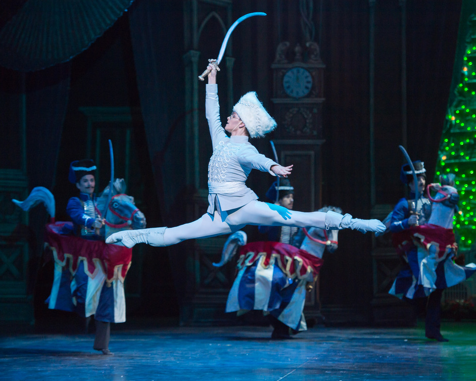 English National Ballet: Nutcracker - Photography by ASH