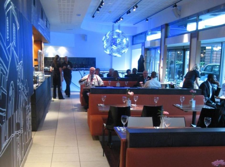 Pizzaexpress Byward St Images City London Londontowncom