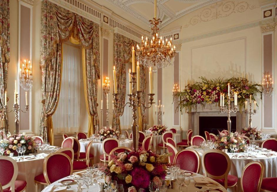 Marie Antoinette Suite at The Ritz