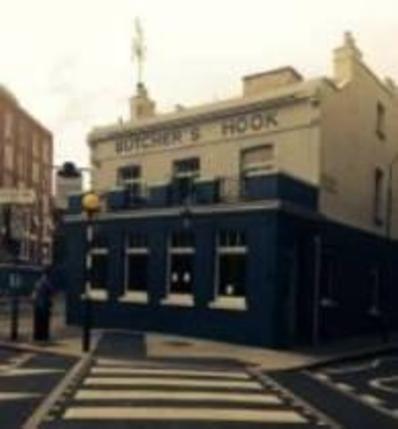 Paddenswick Road