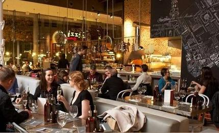 Zizzi - West End St. Giles