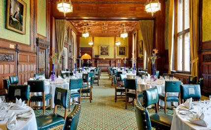 House Of Commons The Members Dining, Members Dining Room Stormont